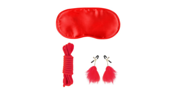 Набор Fetish Fantasy Lovers Bondage Kit